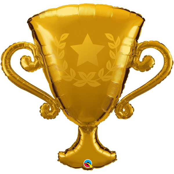 Picture of Foil Balloon Trophy