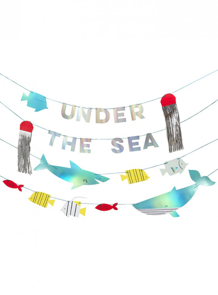 Picture of Garland - Under the sea