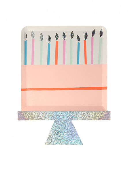 Picture of  Paper plates - Cake