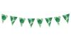 Χάρτινη γιρλάντα με σημαιάκια - Τροπικά φύλλα