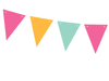 Picture of Bunting - Multicoloured