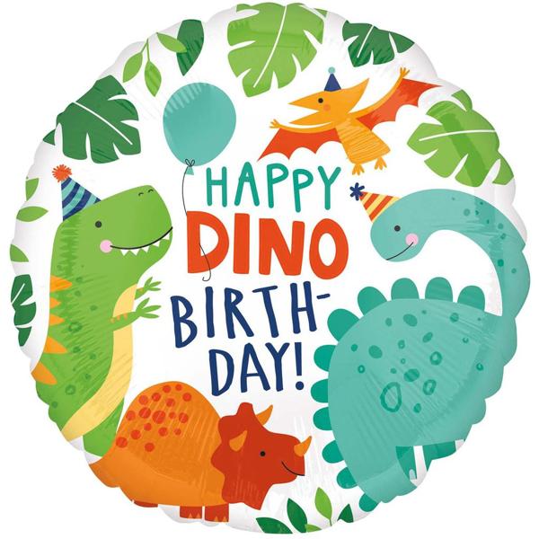Μπαλόνι foil Δεινόσαυροι