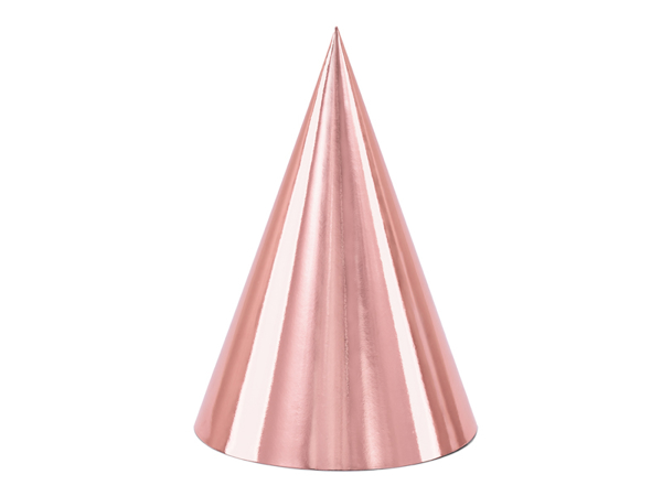 Picture of Party hats - Rose gold