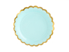 Picture of Paper plates - Mint