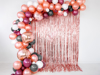Picture of Foil Balloon ball rose gold