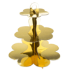 Picture of Cupcake stand - Gold