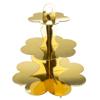 Τριώροφη βάση για cupcakes - Χρυσό