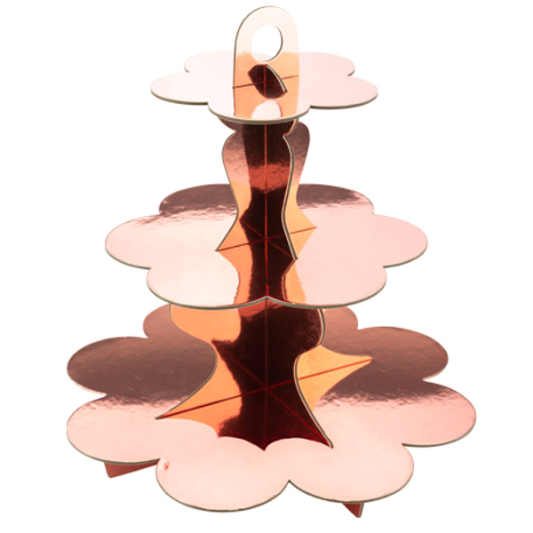 Picture of Cupcake stand - Rose gold