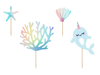 Picture of Cake toppers - Narwhal