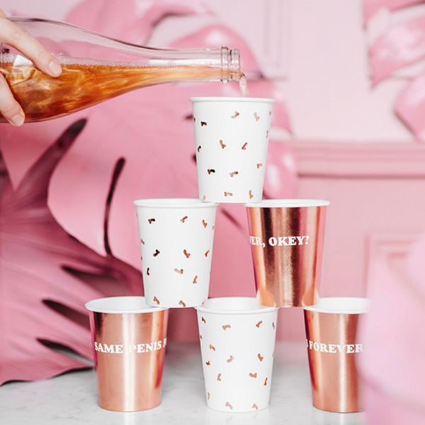 Picture of Paper cups - Penis