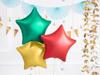 Μπαλόνι foil Aστέρι - Κόκκινο (48εκ)
