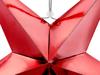 Κόκκινο διακοσμητικό αστέρι  (70εκ)