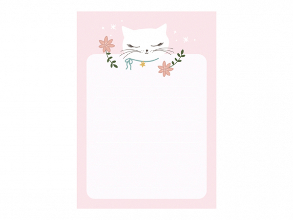 Picture of Paper notebook - Cat  (6pcs)