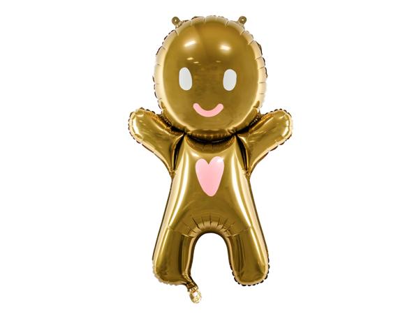 Μπαλόνι foil - Gingerbread man