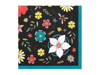 Picture of Paper napkins - Floral Halloween