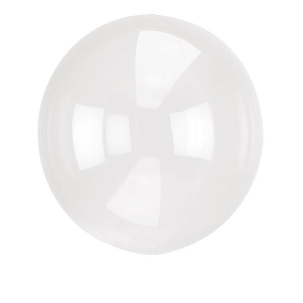 Μπαλόνι σε στρόγγυλο σχήμα - Διάφανο