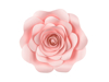 Picture of Paper flower backdrop - Pastel pink (5pcs)