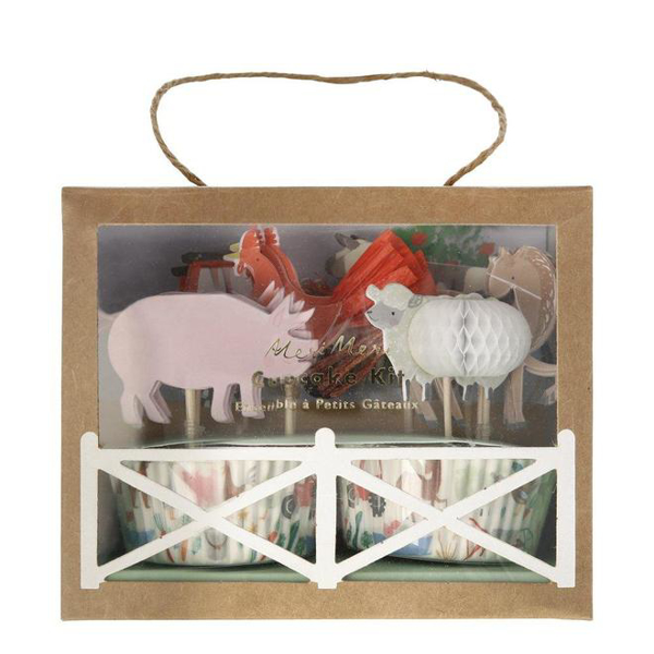 Picture of Cupcake kit - Farm