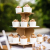 Picture of Cupcake stand - Kraft