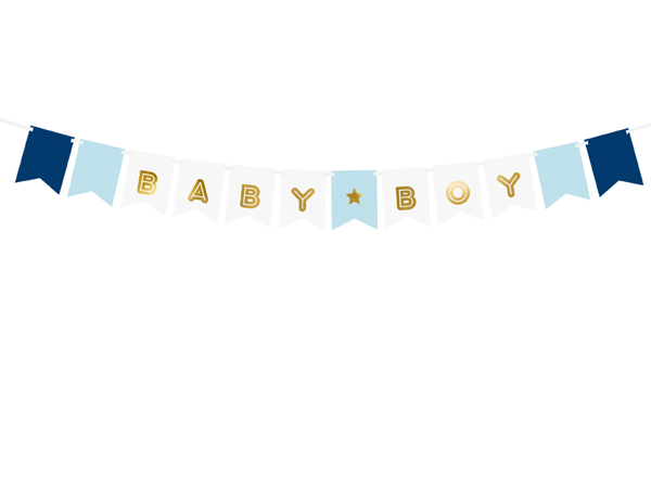Picture of Bunting - Baby boy