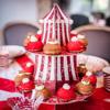 Διώροφη βάση για cupcakes - Τσίρκο