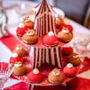 Picture of Cupcake stand - Circus