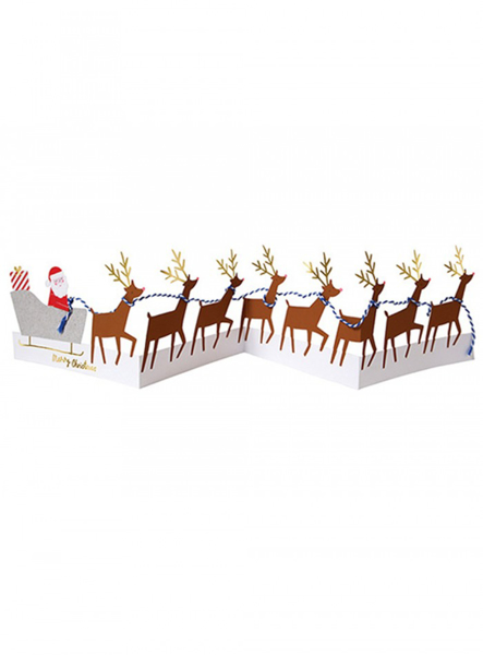 Picture of Christmas card - Reindeer