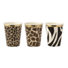 Picture of Paper cups - Animal print