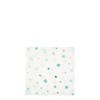 Picture of Cocktail paper napkins - Metallic Foil Star