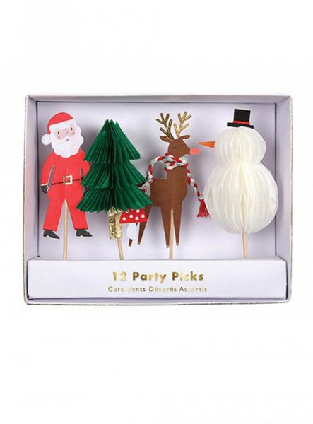 Διακοσμητικά sticks - Christmas party
