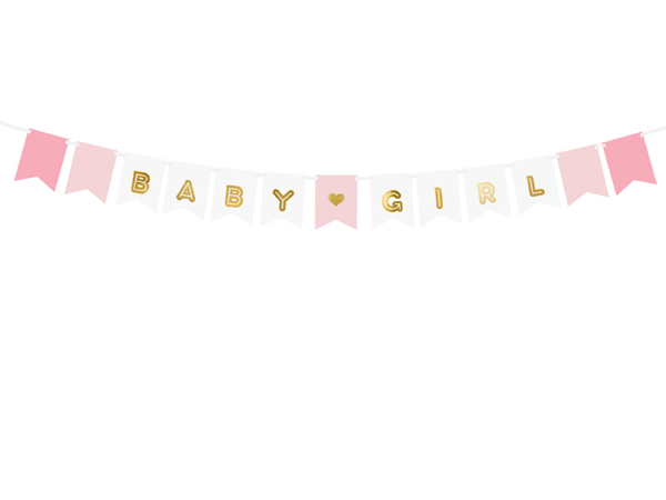 Picture of Bunting - Baby girl