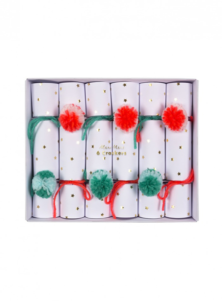 Picture of Christmas crackers-Pom Pom