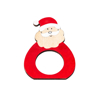 Picture of Wooden rings for napkins - Santa (4pcs)