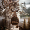 Picture of Wooden - Reindeer