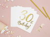 Picture of Paper napkins - 30th Birthday!