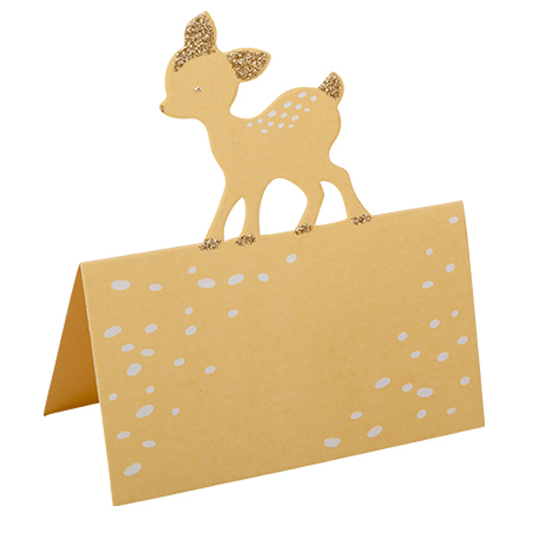 Picture of Place cards - Deer