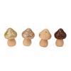 Picture of Wooden - Mini Mushrooms