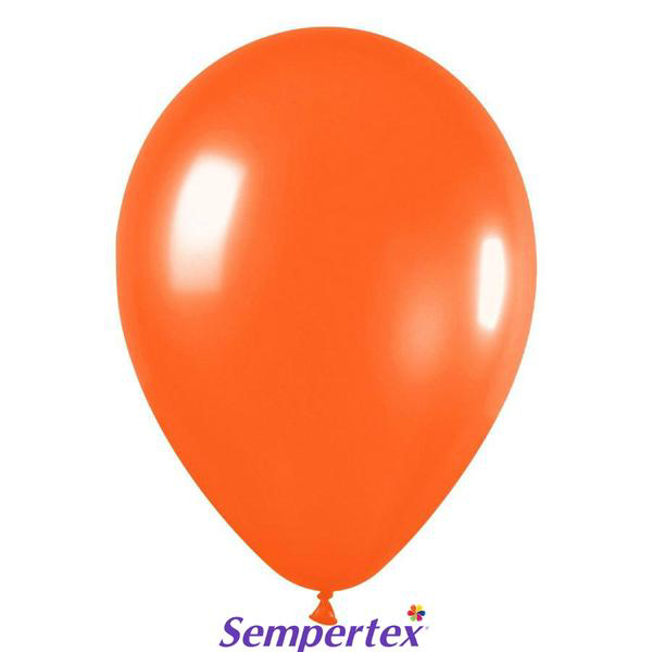 Picture of Μini balloons - Orange (10pcs)