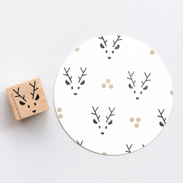 Picture of Rubber stamp Reindeer