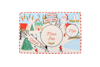 Picture of Santa and Rudolph placemats (pack of 2)