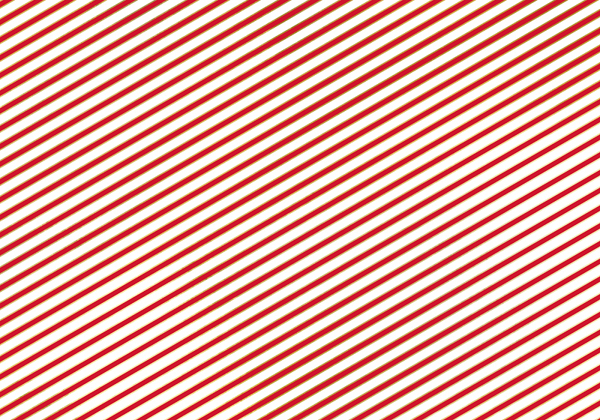 Picture of Wrapping paper - Red strips (2m x 70cm)