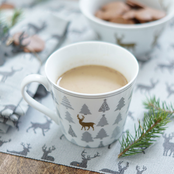 Picture of Cup - Christmas trees