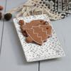Picture of Ceramic Tray - Acorns