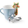 Σετ κουπάτ μπισκότων Χριστούγεννα (2τμχ)