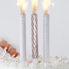 Picture of Rose gold Cake Fountains (set 3)