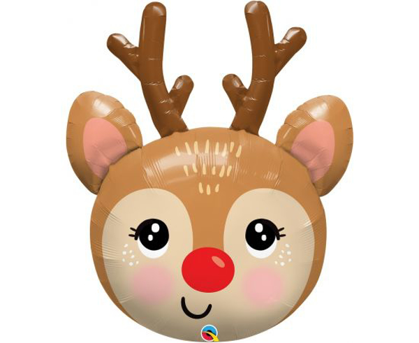 Picture of Balloon foil - Reindeer 89cm