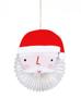 Χριστουγεννιάτικη κάρτα ευχών - Santa