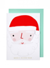 Picture of Christmas card - Santa