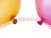 Ταινία για γιρλάντα από μπαλόνια