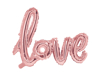 Picture of Rose Gold Love Balloon